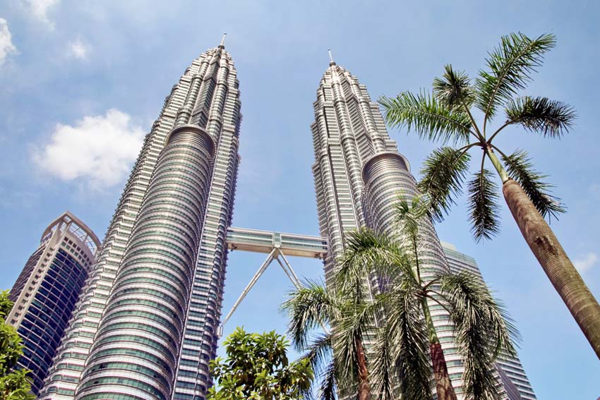 Eiland hoppen vanaf Langkawi en nu in Kuala Lumpur - AllinMam.com