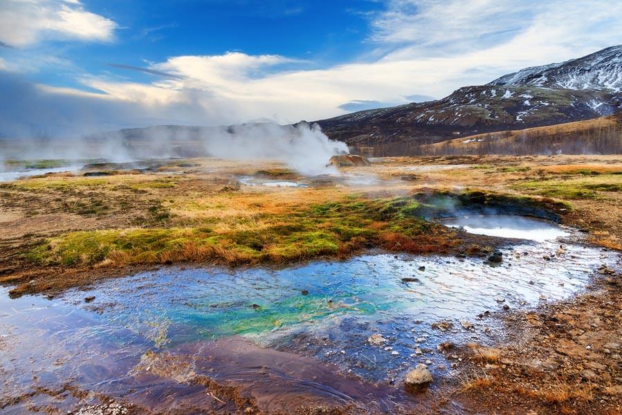 Golden Circle IJsland - AllinMam.com