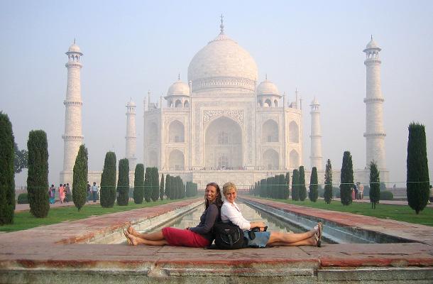 reizen naar India, Taj Mahal
