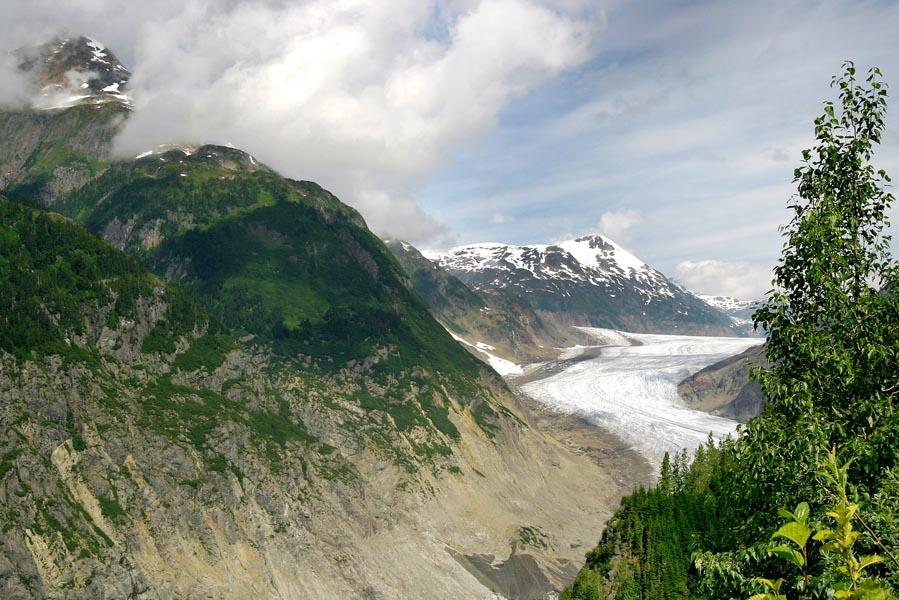 Salmon glacier Canada - AllinMam.com