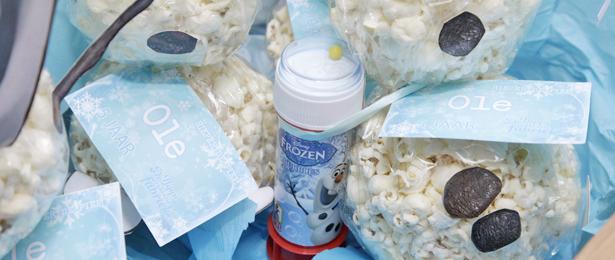 Frozen Traktatie Voor Kinderverjaardag Allinmam Com