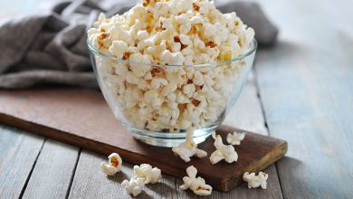 Photo of Popcorn met een smaakje