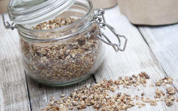 Gezonde granola maken zonder suiker - AllinMam.com