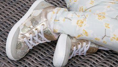 Photo of Gouden meisjesschoenen