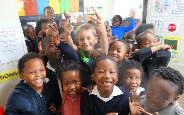 Met kinderen naar een township in Zuid Afrika | AllinMam.com