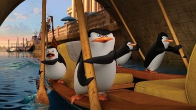 penguins of madagascar | AllinMam.com