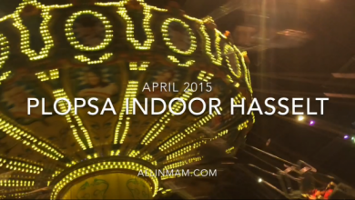 Plopsa Indoor Hasselt | AllinMam.com