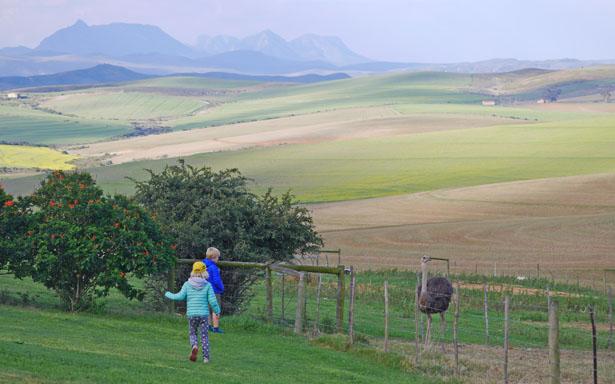 Met kinderen slapen op een boerderij in Zuid Afrika | AllinMam.com