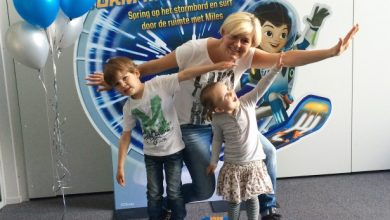 MILES FROM TOMORROWLAND | AllinMam.com