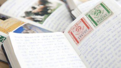 Verslag bijhouden tijdens je reis in notitieboekjes | AllinMam.com