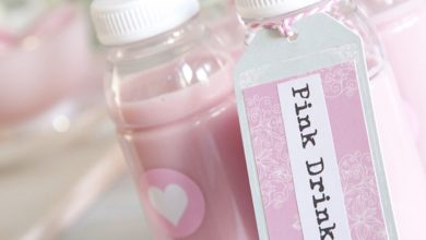 Verras je Valentijn met een makkelijke, lekkere roze smoothie - AllinMam.com