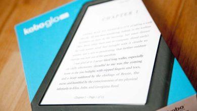 Kobo GLO hd | kies je voor een boek of e-reader? | AllinMam.com