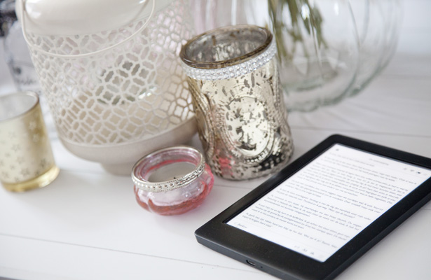 Kobo Glo HD e-reader | review | AllinMam.com