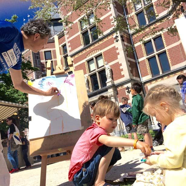 open huis teekenschool | AllinMam.com