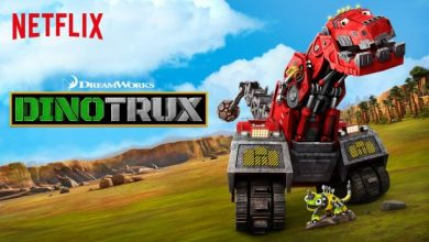 Photo of DinoTrux | Netflix Original