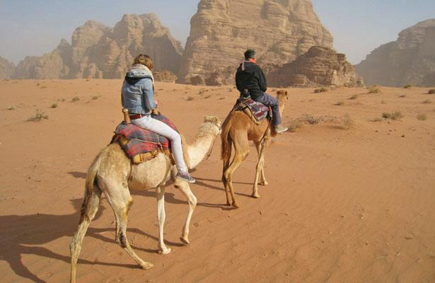 Reis naar Jordanië met kinderen | AllinMam.com