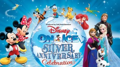 Disney On Ice presents Silver Anniversary Celebration | AllinMam.com
