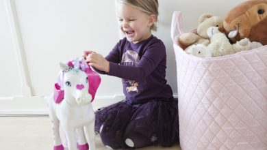 BABY BORN wonderland interactieve eenhoorn | AllinMam.com