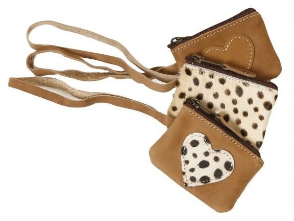 Chabo Bag hanger Leopard Beige | AllinMam.com