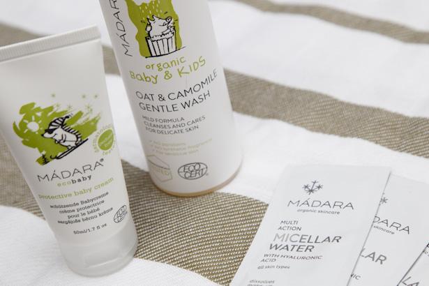 Natuurlijke verzorgingsproducten van Madara | AllinMam.com