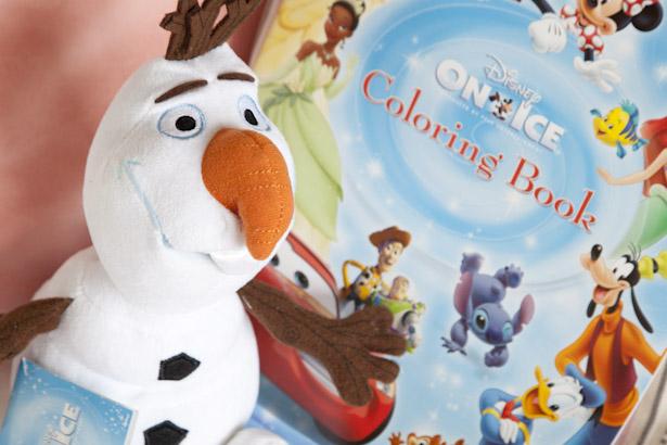 Win een Olaf pluche | AllinMam.com