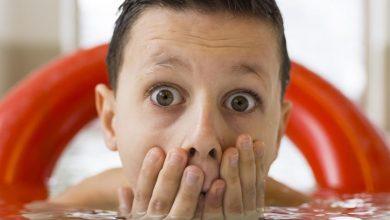 Zwemles? Leuk! Maar niet voor mij - AllinMam.com