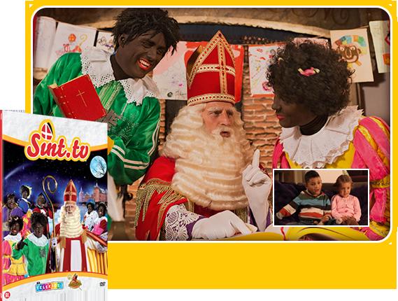 Club van Sinterklaas | AllinMam.com