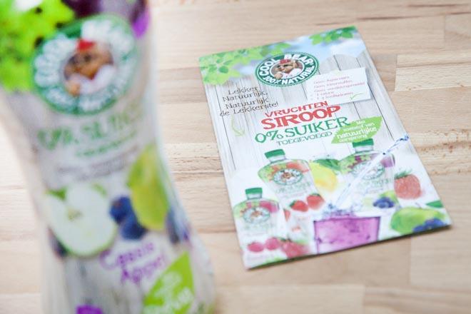 Cool bear siroop zonder suiker | AllinMam.com