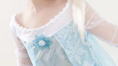 Photo of Als Elsa in een echte Frozen jurk | giveaway