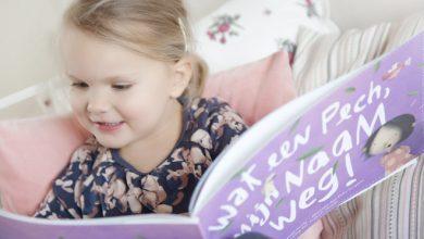 Een persoonlijk boek met naam van je kind | AllinMam.com