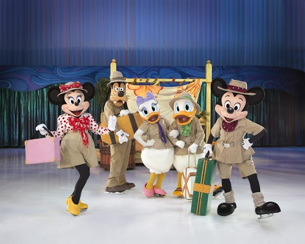 Disney One Ice 2015