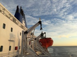 Dfds mini cruise New Castle | AllinMam.com