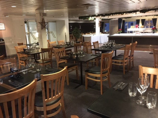 Dfds mini cruise restaurant | AllinMam.com