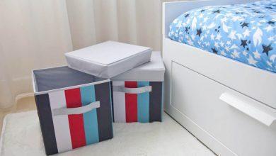 Photo of De slaapkamer opruimen | Mooie opbergdozen voor speelgoed