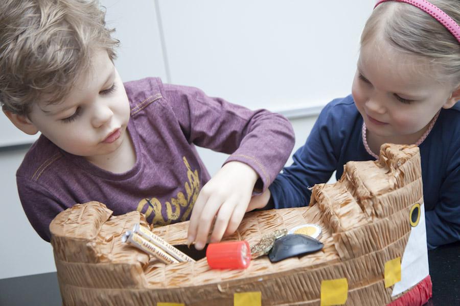 Piñata voor kinderverjaardag