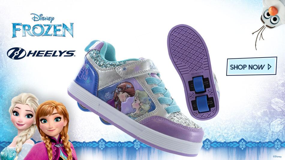 Heelys Frozen