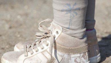 Photo of Win Develab sneakers voor meiden; stoer met glitters