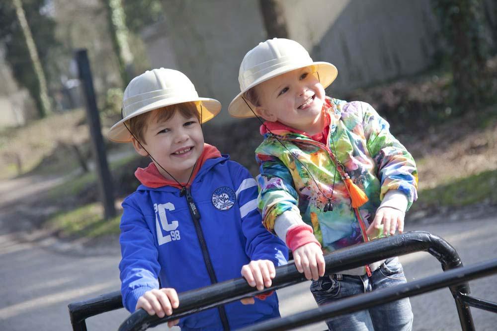 kids safari in Center Parcs Erperheidekids safari in Center Parcs Erperheide