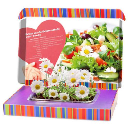 Ma-de-liefste tuintje - moederdag cadeau