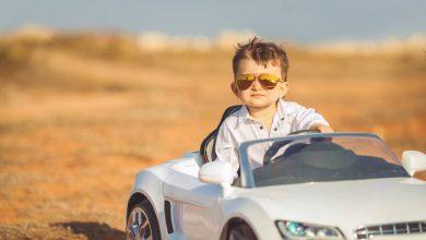 Elekrische kinderauto top 8 - In de voetsporen van Max Verstappen