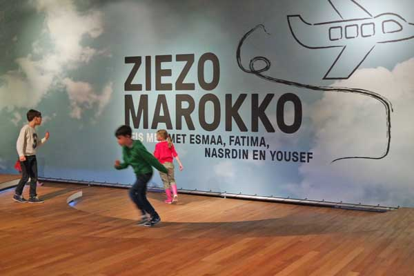 Tropenmuseum ZieZo Marokko