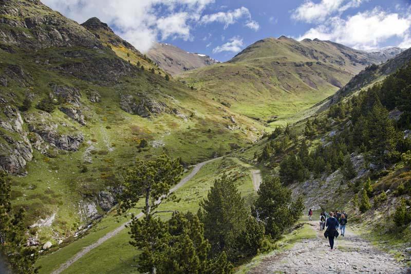 met gezin naar spaanse pyreneeën - AllinMam
