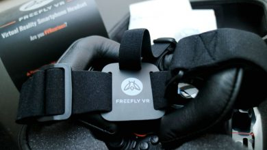 Freefly VR 3d bril review - AllinMam.com
