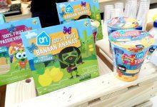 minder suiker in toetjes voor kinderen bij Albert Heijn - AllinMam.com