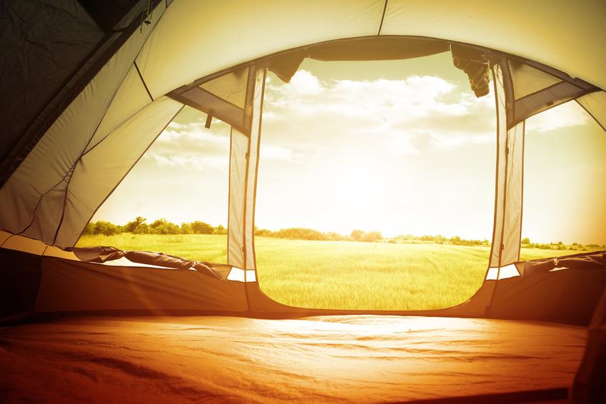 12 dingen die je extra waardeert na vakantie in een tent - AllinMam.com