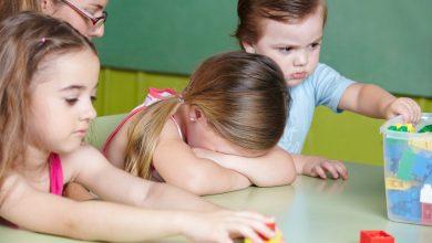Je kind brengen naar wildvreemden op de kinderdagopvang - AllinMam.com
