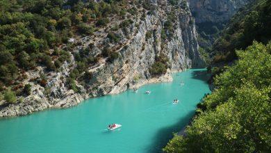 Photo of Les Gorges du Verdon; fabelachtig mooi stukje Frankrijk