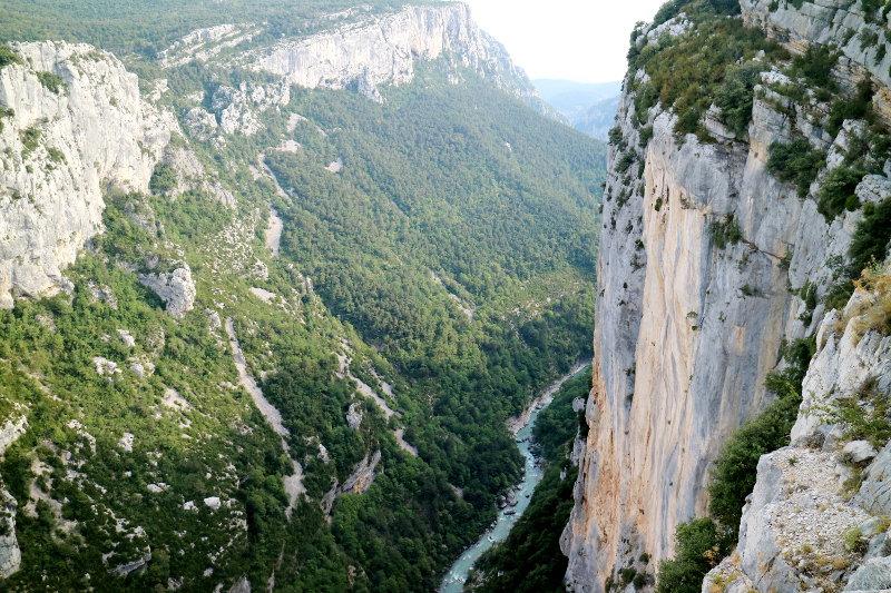 Route des Cretes, Les Gorges du Verdon; fabelachtig mooi stukje Frankrijk - AllinMam.com