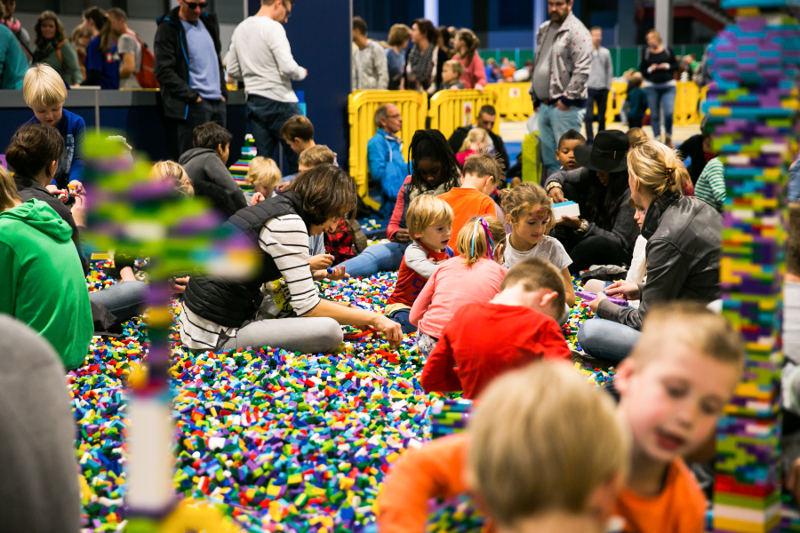 Win toegangskaarten voor LEGO WORLD - AllinMam.com