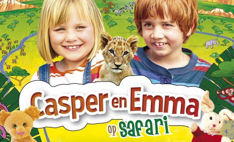 Win I-Tunes codes voor Casper en Emma op Safari - AllinMam.com